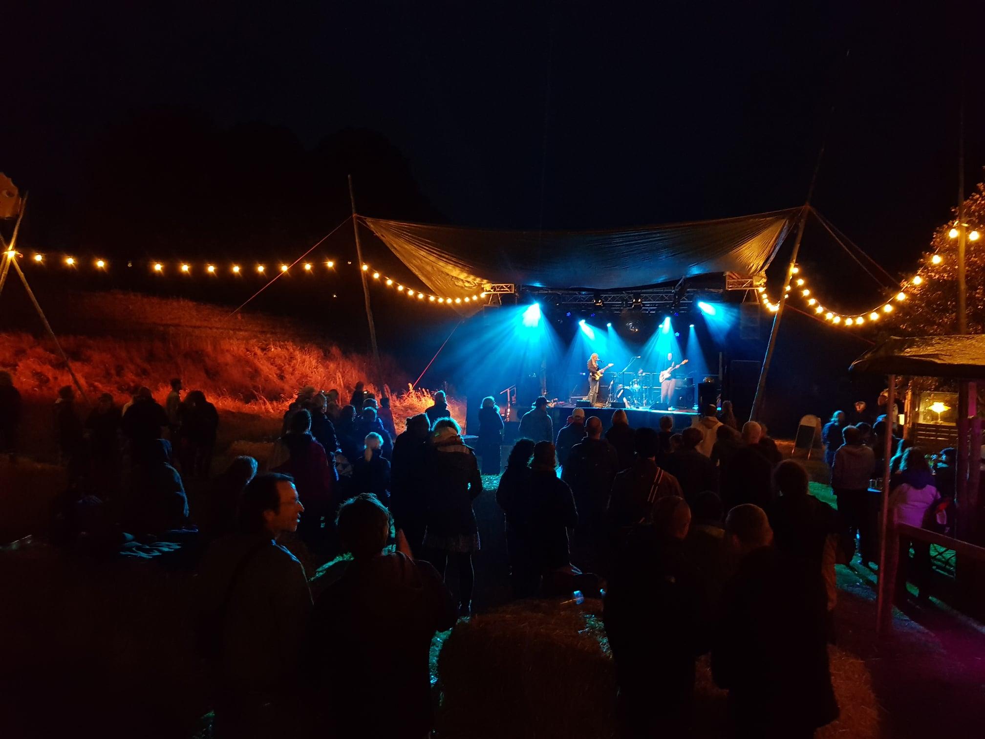 Krach am Bach 2020 Konzert - Licht und Tontechnik by ESS